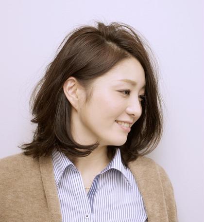 大人っぽく^_^ Total Beauty LIT所属・永山諒のスタイル