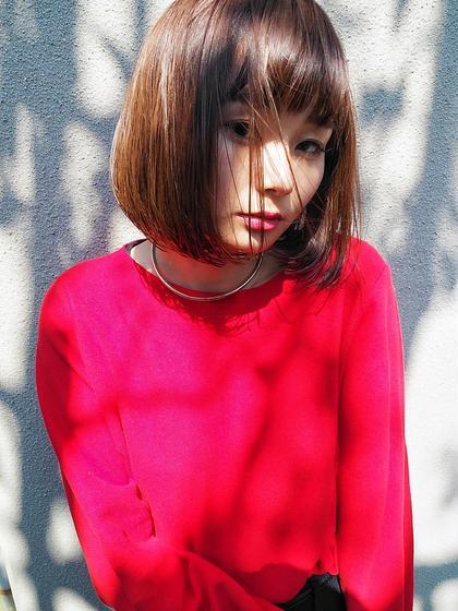 ミニモ限定☆毛髪技能士が担当☆髪質改善カット+Stp・縮毛矯正+3stepTr☆