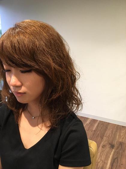 BOTANIUM所属・滝島彰のスタイル