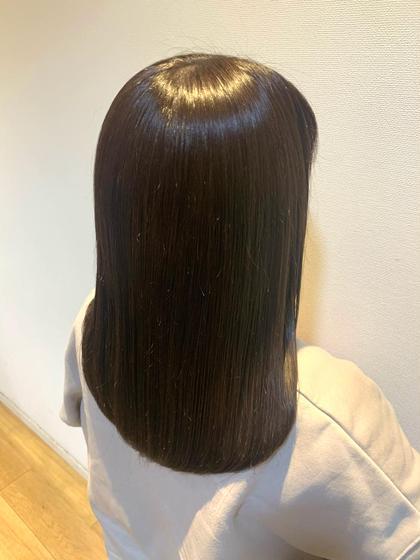 💫艶カラー+髪質改善トリートメント💫