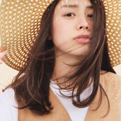 細かいハイライトがたくさん入ってます◎ hairterraceproject所属・松吉晃征のスタイル