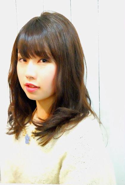 Hair salon cl9所属・Yutakaのスタイル