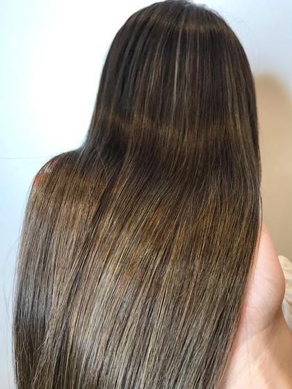 【美髪の最上級】似合わせカット+艶カラー+髪質改善✨