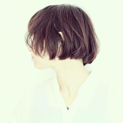 ボブスタイル smooth  hair所属・スギノトモユキのスタイル