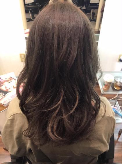似合わせ前髪&お顔周りカット&極潤TOKIOトリートメント☆