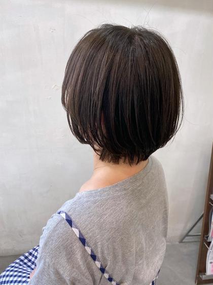 🍀似合わせカット🍀(シャンプー込み)