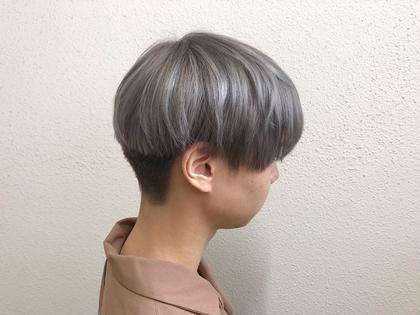 カラー ショート メンズカット 韓国 韓国メンズ
