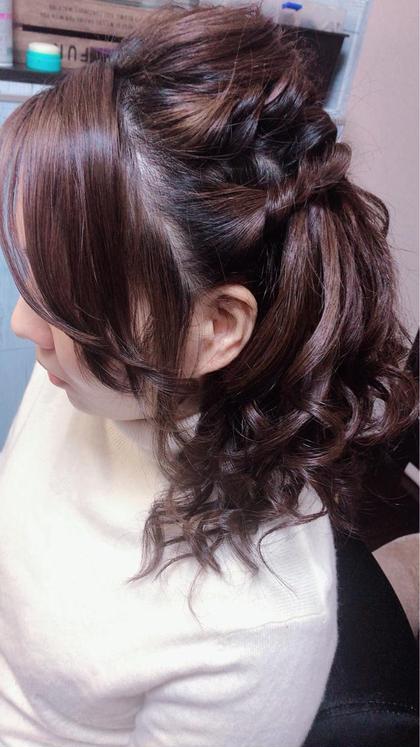 MARIA'SFACTORY所属・hair&makeMiiのスタイル