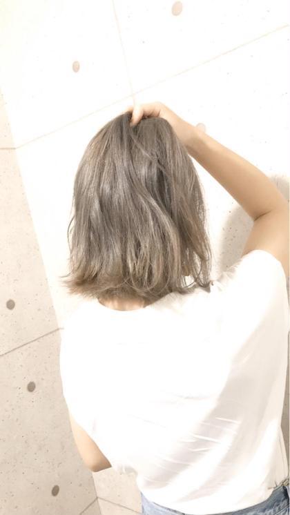 【人気No1】カット+外国人風フルカラー¥3900