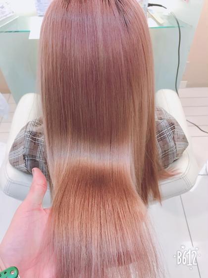【✨カラーで髪を傷ませたくない✨】ダメージの心配を無くした潤いケアカラー