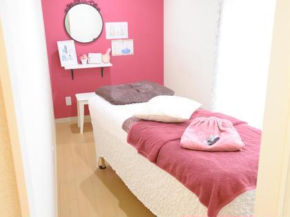完全個室脱毛ルーム❗️ 各部屋にドレッサー付✨お化粧直しできます Courage   クラージュ所属・松原施術者のフォト