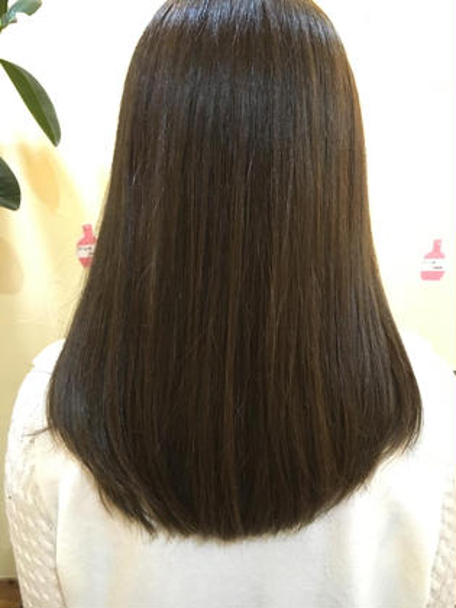 Dejave  hair&space西千葉店所属・中村朱里のスタイル