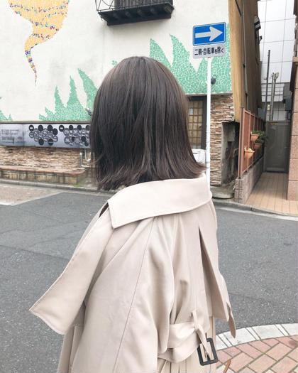 ☆カット+カラー+モロッカントリートメント☆