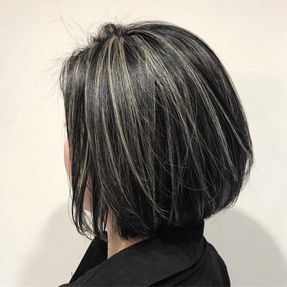 ハイライトスタイル HairPlaceADDICTION所属・内田卓也のスタイル