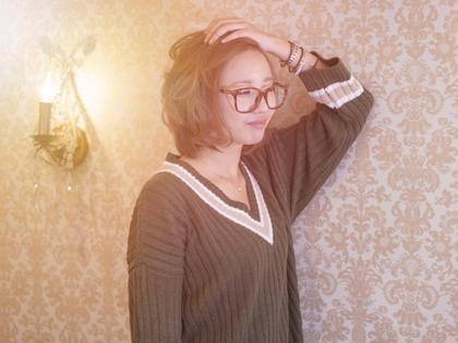 カット&パーマ EARTH 北千住店所属・塙慎胡のスタイル