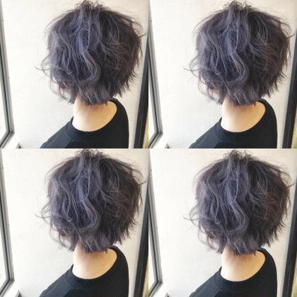 濱本拓輝のショートのヘアスタイル