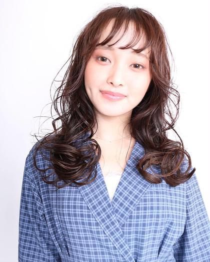 🌟艶ツヤ間違いなし🌟カット+イルミナカラーフル+oggiottoトリートメント‼️