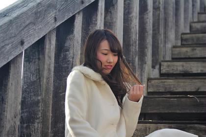 ポートレート撮影です。楽しみながらつくりました! ひこうせん所属・菊地雄幾のスタイル