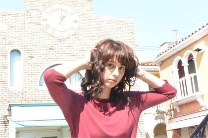 LOCO Hair OHANA所属・榎本稔久のスタイル