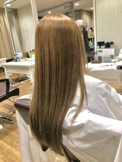 Love&HairMahalo所属・廣瀬凌雅のスタイル