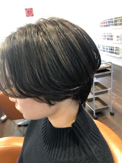 🌼ミニモ価格通常料金より50%オフ🌼🌟うるツヤアッシュカラー&髪質改善トリートメント🌟