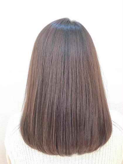 シルキーカット お客様の骨格、髪質、毛量に合わせてカットすることで 今までにない収まり、まとまりのある髪になります! アローズソワン琴似店所属・菊地琢巳のスタイル