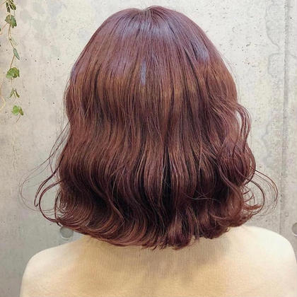 🍑minimo限定🍑お洒落髪アドミオカラー✨正規料金の大幅OFF施術実施中❗️