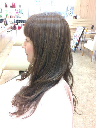 Cut+Highlight Hair Color+Treatment
