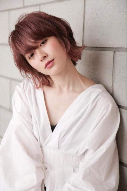【春キャン❤️】モテ愛されスタイル♡小顔カット➕うる艶春カラー