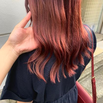🌹限定2名✨女子力コース❤︎カット➕カラー➕髪質で選べるAujua④stepトリートメント付