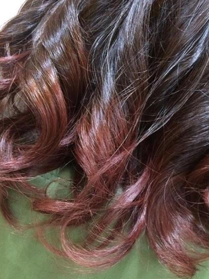 HairDesign Aeolus所属・坂口美礼のスタイル