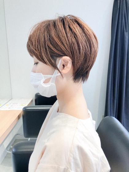 【期間限定】ショートカットモデル ¥0