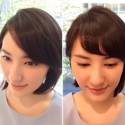 前髪カットで、素早くイメチェン⭐︎ JEANA HARBOR(ジーナハーバー)所属・後藤ユースケのスタイル