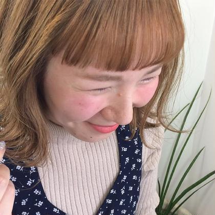 【ハイトーン×ボブ】 ティラベント所属・ティラベントaiのスタイル