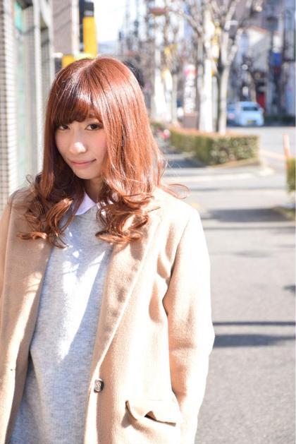 艶髪ピンク系カラー! ROOP  HairDesign所属・Roop谷塚店のスタイル