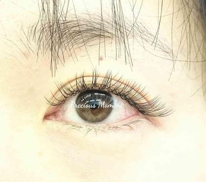 ボリュームラッシュ3DとシングルのMIX Precious  Moment所属・外川恵美のフォト