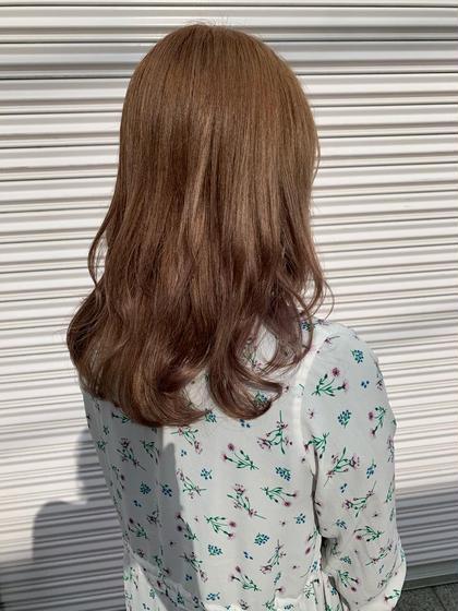 ❣️【5月・6月限定】全体カット➕イルミナカラー➕補修トリートメント