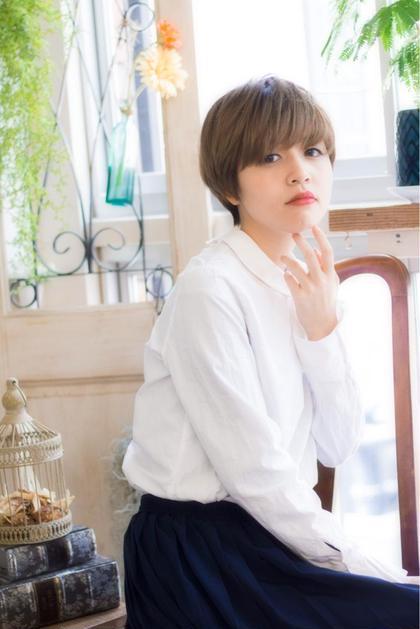 Frères所属・橋本麻衣のスタイル