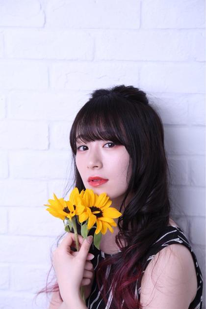 🌼カット&イルミナカラー&又はオーガニックカラー&3stepトリートメント☆ロング料込み💖