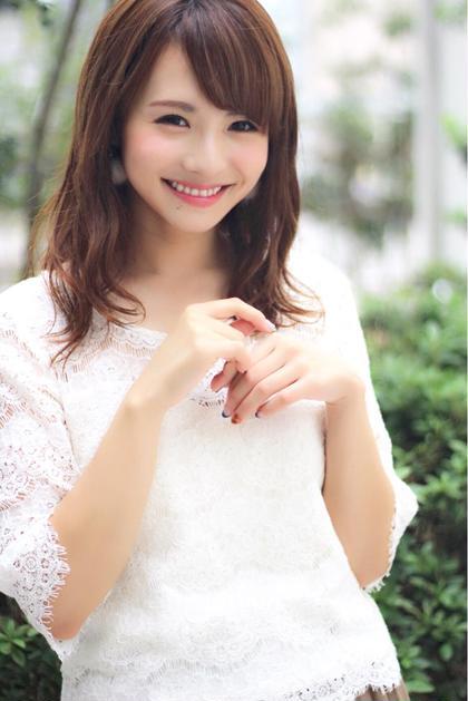 カラー セミロング パーマ ✨インスタや広告モデルで人気のモデルさん✨ 3回のご来店!!  愛されパーマはオススメです!!