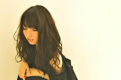 シアバター系のワックスでウェット感を LYCKA BELSA 所属・秋田健太のスタイル
