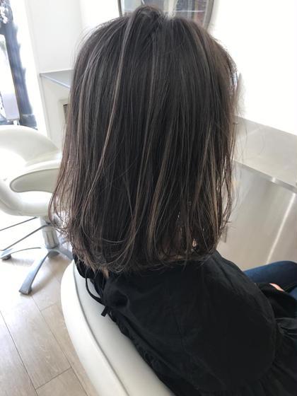 奥山太のヘアカラーカタログ