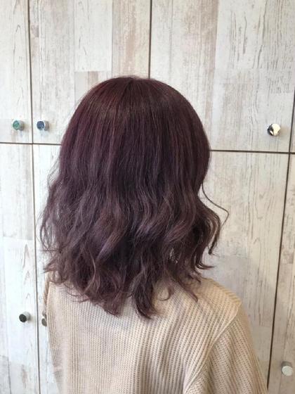 【プチプラ👑】前髪カット+フルカラー+2STEPトリートメント