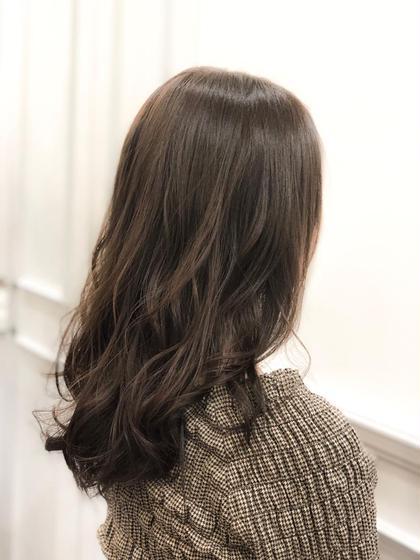 ⭐️【8月限定⭕️】前髪カット&フルカラー&3STEPトリートメント⭐️