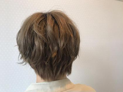 kalon所属の赤崎あやかのヘアカタログ
