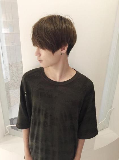 ハタアイのメンズヘアスタイル・髪型