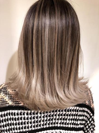 【髪質改善コース】柔らか質感♪髪質改善トリートメント