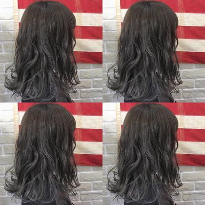 Hair design salon swag  (スワッグ)所属・MIHOのスタイル