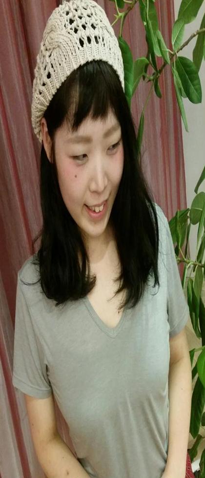お帽子が好きな今日のモデル葵ちゃん! ありがとうございます!✴  またモデルよろしくお願いします CAPAsouth所属・中野ゆかのスタイル