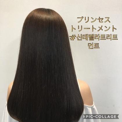 👸究極の髪質改善👸 カット+シンデレラトリートメント